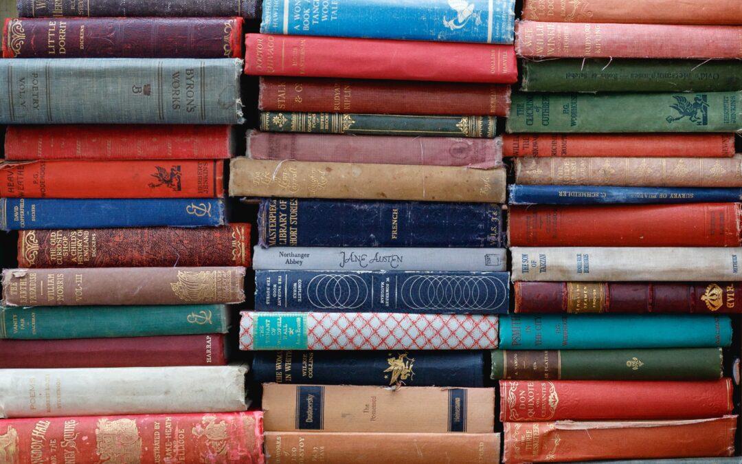 På måndag drar bokmässan i gång!