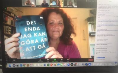 Boken äntligen utgiven!