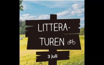 Littera-turen den 3 juli bjuder på kvinnohistorier